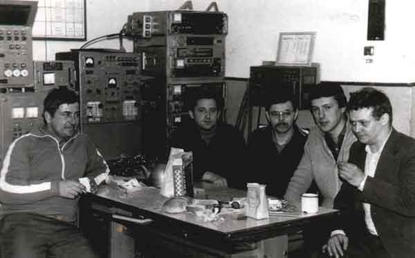 Срочно требуется начальник радиостанции на рефрижератор 5